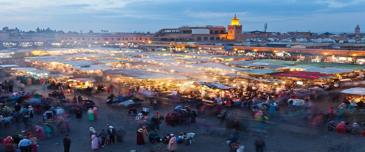 5 Day tour from Casablanca to Merzouga via Marrakech