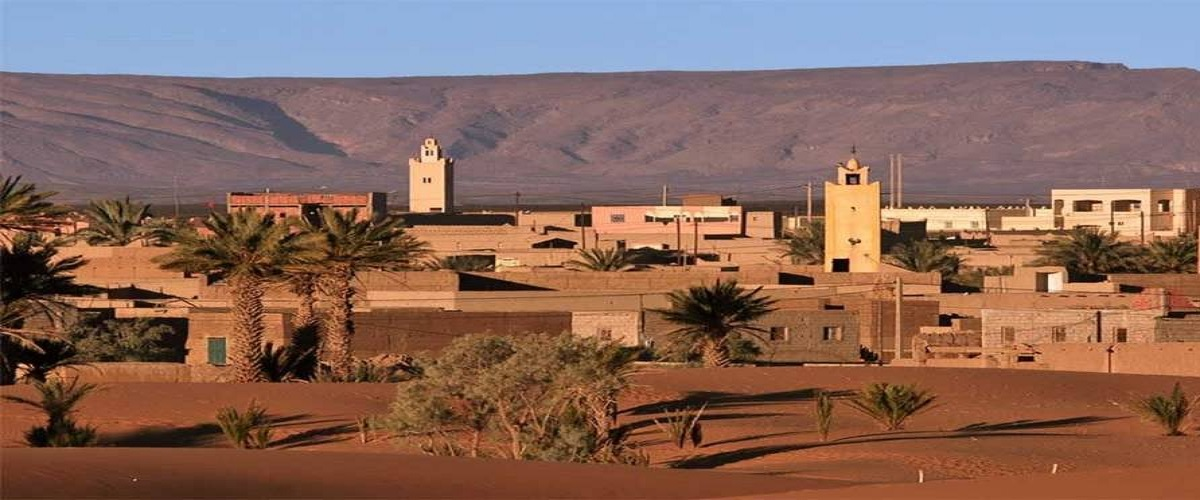 6 Day tour from Casablanca to fes and Erg Chebbi desert