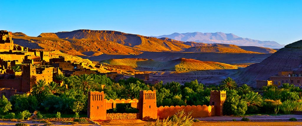 5 Days Tour From Tangier to Marrakech