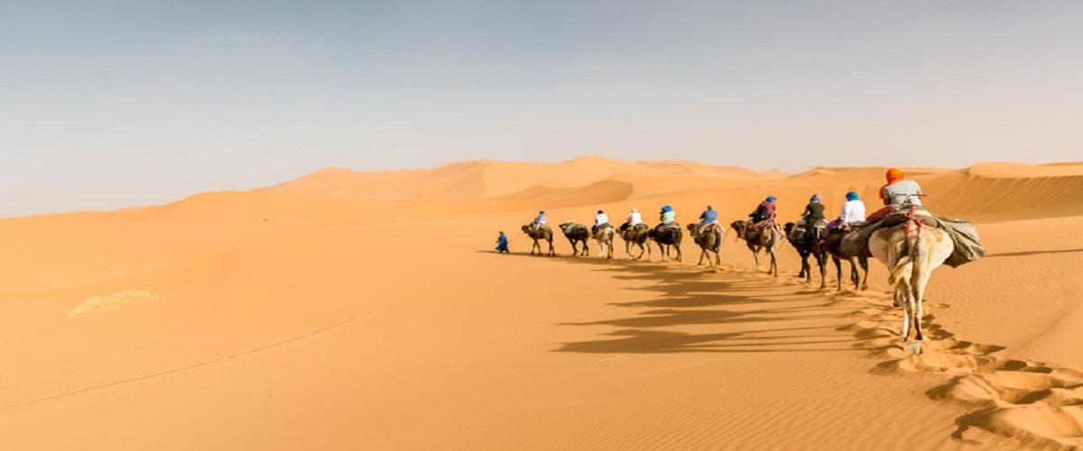 8 Days Desert Tour - Marrakech and Merzouga Desert