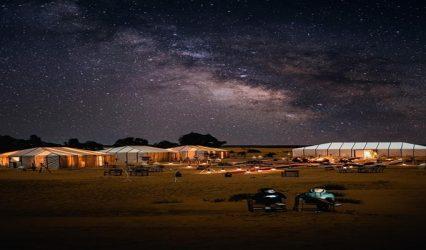 Merzouga Luxury Desert Camp | overnight Erg Chebbi