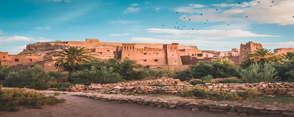 Ruta 6 Dias Desde Marrakech Al Desierto Merzouga