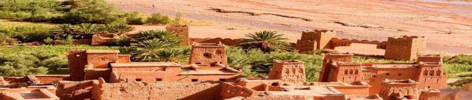 Marrakech Desert Tours 3 Days To Fes