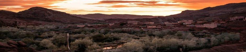 Tour Nel deserto 6 Giorni da Marrakech