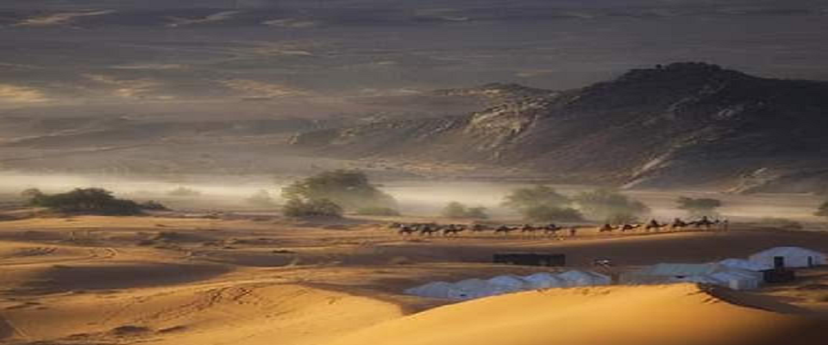 10 giorni da Casablanca a Marrakech Tour nel deserto