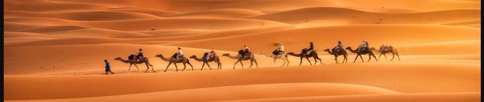 Tour del deserto di 3 giorni da Fes a Marrakech
