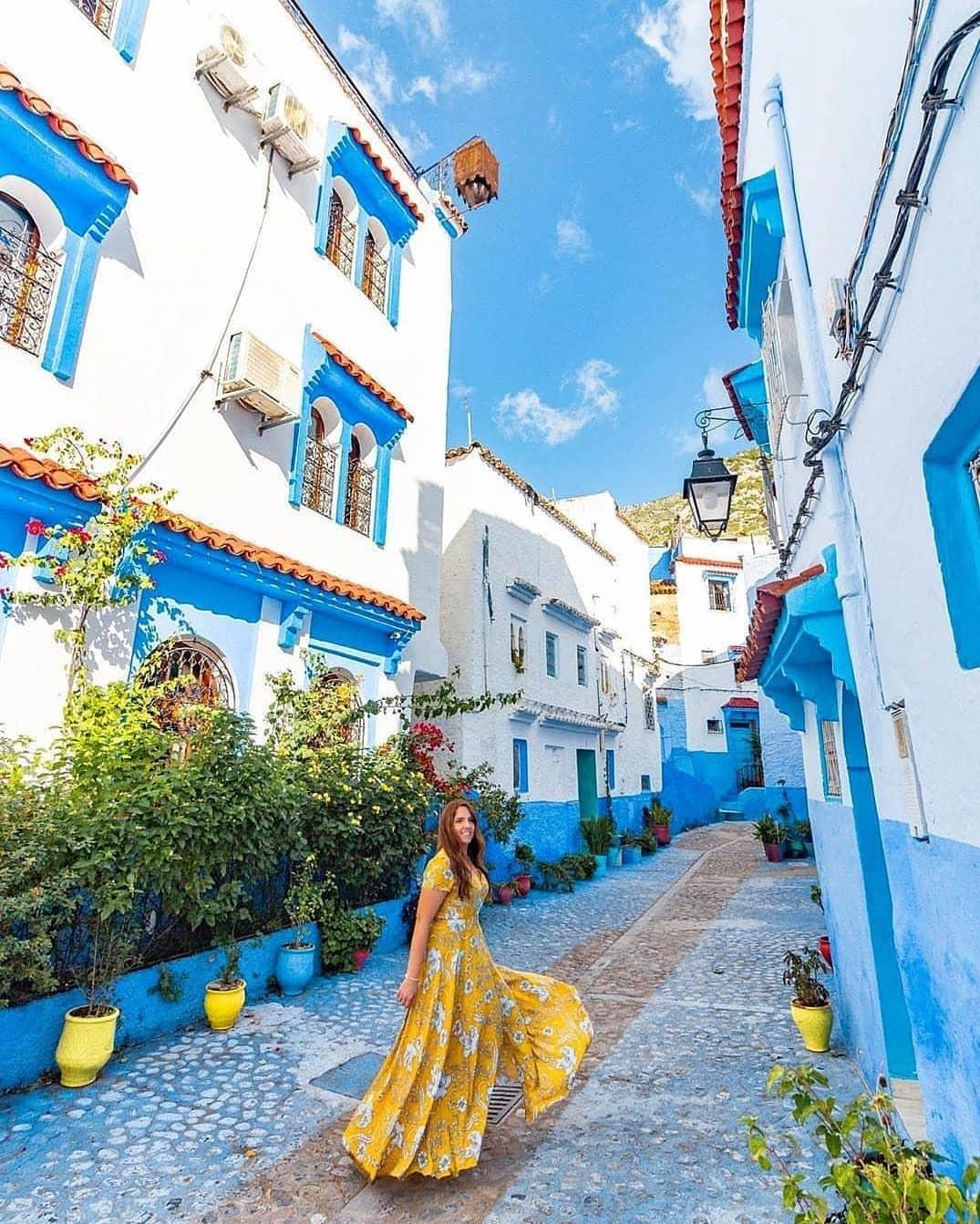 Viaggi 10 Giorni da Tangeri a Marrakech via Deserto Fes