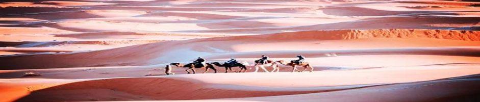 Tour di 3 giorni da Marrakech al deserto Merzouga