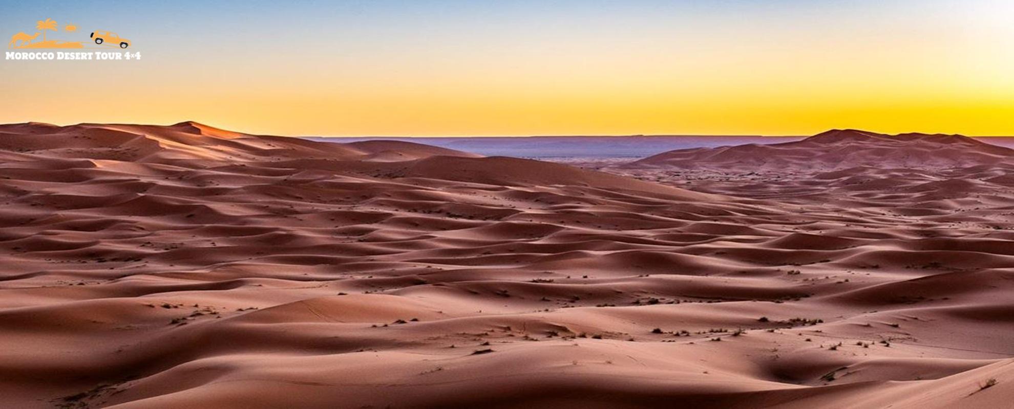 Ruta de 3 dias al Desierto Erg Chegaga desde Marrakech