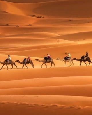 Marrakech to Fes 3 day desert Tour – Private & Luxury